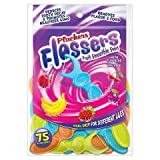 Plackers Kids 1st Floss Picks - Berry - 75 ct - 2 pk