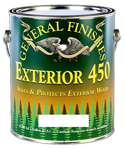- Exterior 450 (5 Gallon, Flat)