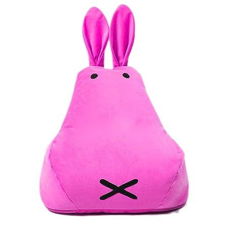 IshowStore Puff de Conejo Bonito para niños, Silla de sofá ...