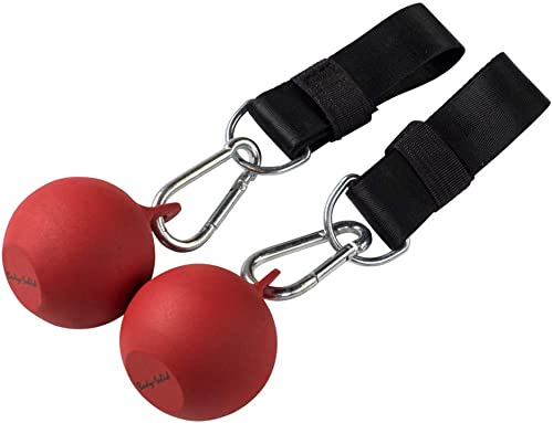 Body-Solid Tools Cannon Ball Grips Pair BSTCB