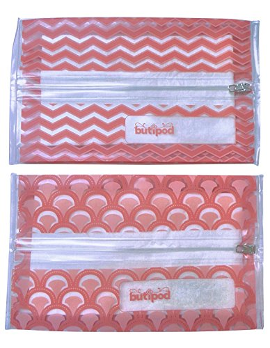Buti Pods Baby Wipes Pouch Holder Slim Travel Case 2