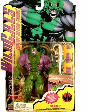 Wild CATS Action Figure - - Jim Maul