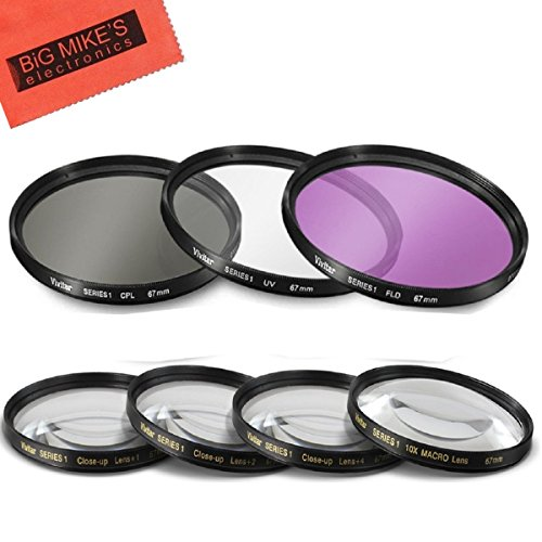 Multi Coated Filter UV CPL FLD CoolPix Digital product image