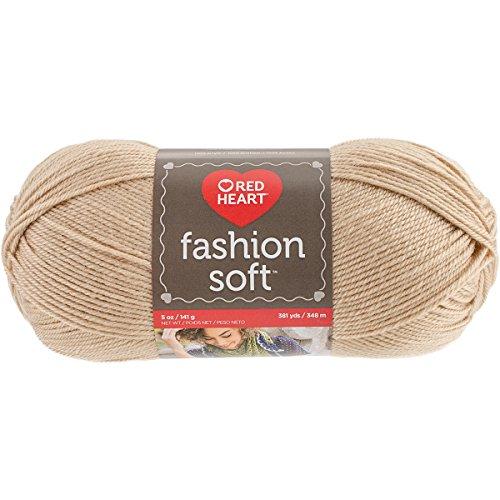 Coats Yarn E845.4613 Fashion Soft, Camel ()