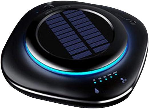 QLMghf Purificador de Aire para la esterilización de aniones de automóviles: purificador de Aire Solar para automóviles con humidificación para Eliminar el formaldehído: Amazon.es: Hogar