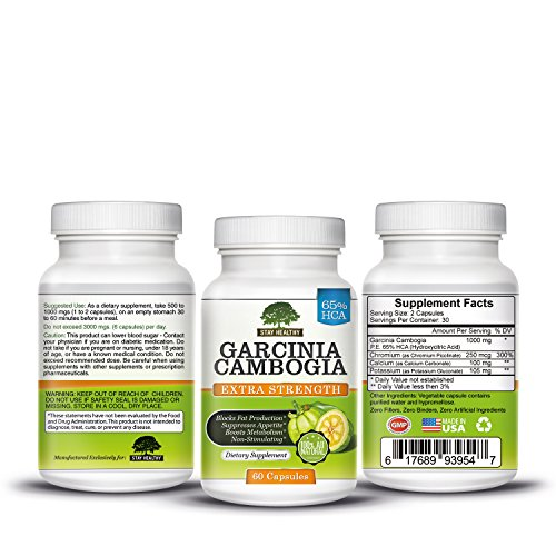 Garcinia cambogia and body cleanse reviews image 3