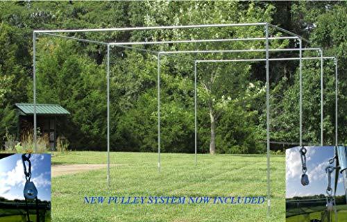 Freestanding Batting Cage - 6