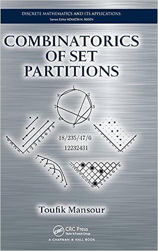 Combinatorics of Set Partitions (Discrete Mathematics and Its Applications)