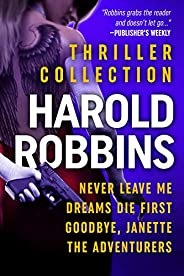 Harold Robbins Thriller Collection