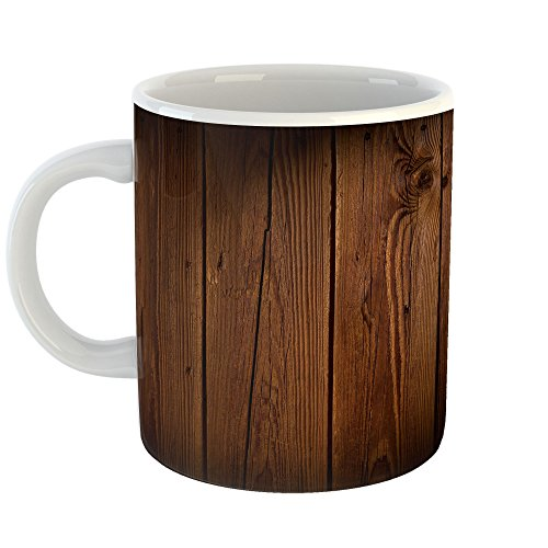 Westlake Art - Wood Wall - 11oz Coffee Cup Mug - Modern Picture Photography Artwork Home Office Birthday Gift - 11 Ounce (4FB1-6A372)
