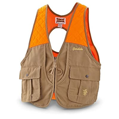 Gamehide Gamebird Ultra-Light Vest Tan / Blaze