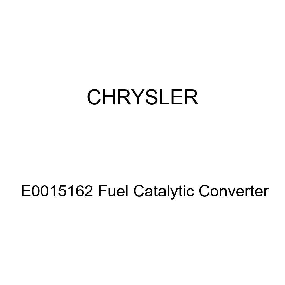 Genuine Chrysler E0015162 Fuel Catalytic Converter