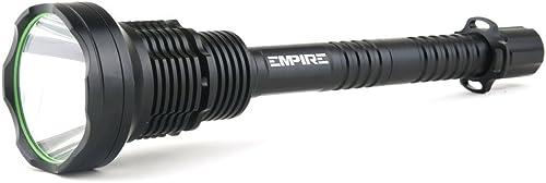 Guard Dog Security Empire 1,400 Lumen Waterproof Tactical Flashlight