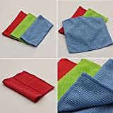 Cewaal Glasses Lens Screen LCD quick drying Soft Fiber Cotton reusable Cleaning Cloths eyeglass cleaner Wipe Cloth For
