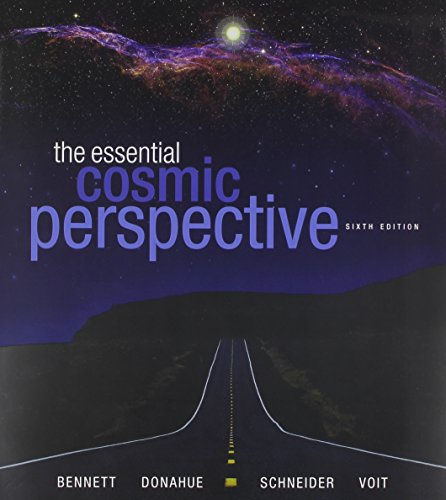 Essential Cosmic Perspective + Masteringastronomy Access Card + Starry Night College Student Access Card + Edmund Scient
