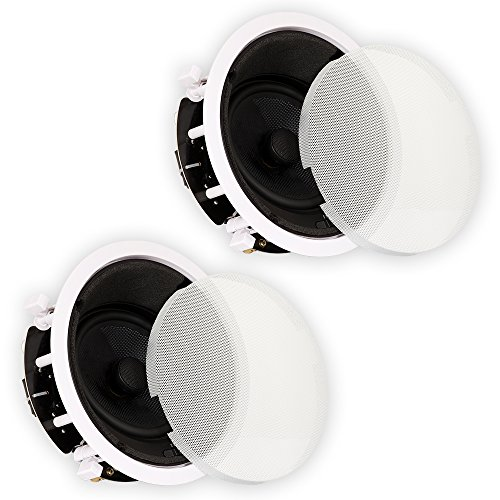Theater Solutions 1 Pair of New 6.5
