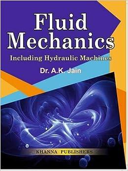 Fluid Mechanics And Hydraulic Machines Book Pdf