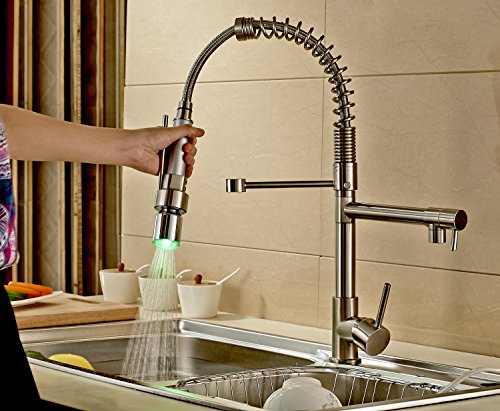 Inserting Tap Into Kitchen Sink