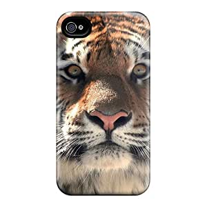 Hot Style Ivo4693HFrb Protective Cases Covers For Iphone6plus(tiger)
