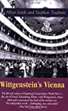 Front cover for the book Wittgenstein's Vienna by Allan Janik