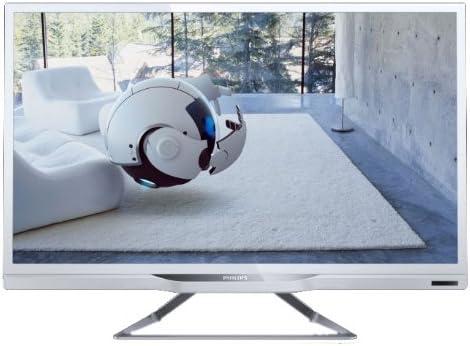 Philips 4000 series - Televisor (A+, 16:9, 4:3, 16:9, Auto, Zoom, 100000:1, Color blanco, 1366 x 768 Pixeles): Amazon.es: Electrónica