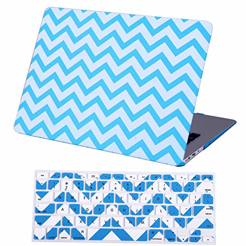 MacBook Chevron Designer Pattern Keyboard