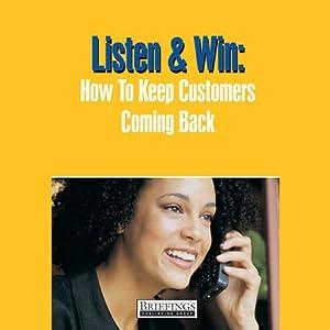 Listen and Win Audiobook