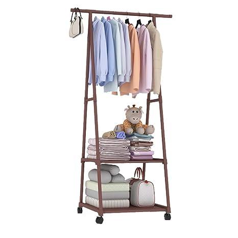 Amazon.com: JIAYING - Perchero de metal para ropa ...