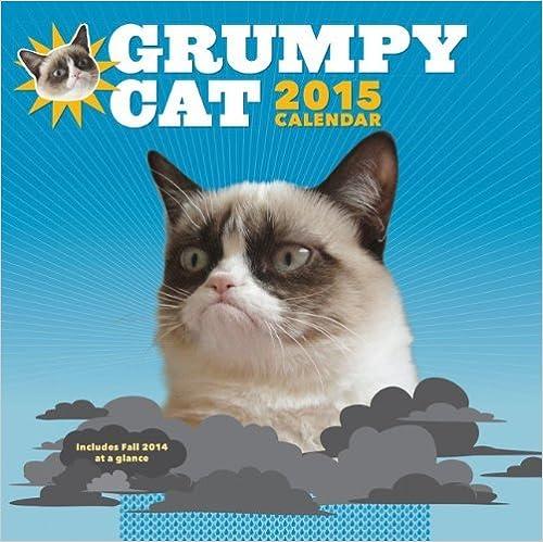 By Grumpy Cat 2015 Wall Calendar: Grumpy Cat (Calendars