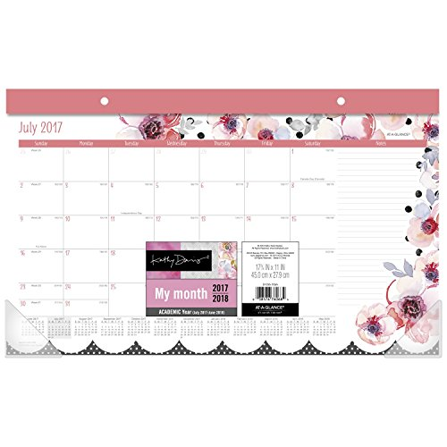 GLANCE Academic Desk Calendar July product image