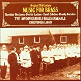 Original 19th Century Music for Brass