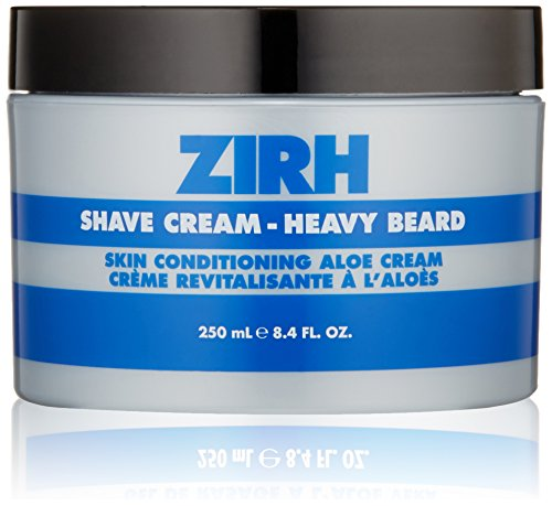 Zirh Heavy Beard Shave Cream, 8.4 fl. oz.