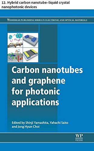 Carbon nanotubes and graphene for photonic applications: 12. Hybrid carbon nanotube–liquid crystal nanophotonic devices (Woodhead Publishing Series in Electronic and Optical Materials) (Carbon Nanotube Devices)