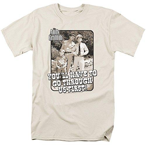 Cream Adult Shirt - 1
