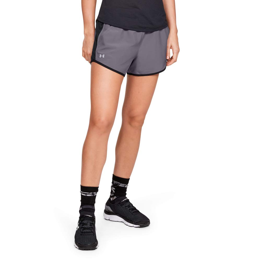 Under Armour Fly by Pantal/ón Corto Mujer