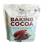organic chocolate baking - Rodelle Organic Baking Cocoa Powder Dutch Processed 25 Oz.