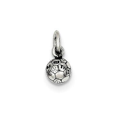 Sterling Silber Antik Mit Fussball Zeichen Anhanger