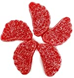 SweetGourmet Cherry Fruit Slices | Bulk Jelly Candy