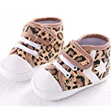 NEW Baby Girl Boy Sport Shoes Cute Soft Bottom Classic Canvas Shoes Newborn Kids Anti-slip Shoes Five Star Sneakers Shoes