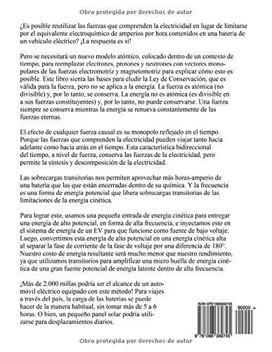 Ampliación de la Gama de Vehículos Eléctricos al Maximizar sus Horas-Amperio.: Los transitorios eléctricos son una fuente renovable de energía libre de ...