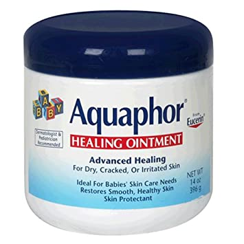 Aquaphor Healing Ointment, 14 oz (396 g) (Pack of 2)
