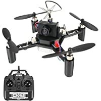 MD Group RC Quadcopter RTF 6Axis 2.4G 4CH Left Handed Throttle Black 5.8G FPV DIY with 600TVL Camera