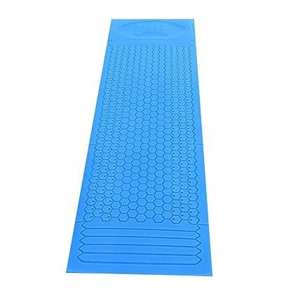 Amazon.com : Baosity Exercise Mat, XPE Foam Yoga Pad ...