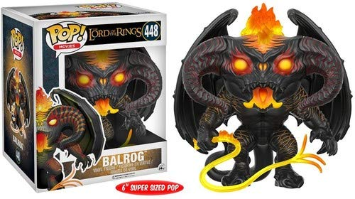 (Funko POP Movies The Lord of The Rings Balrog 6