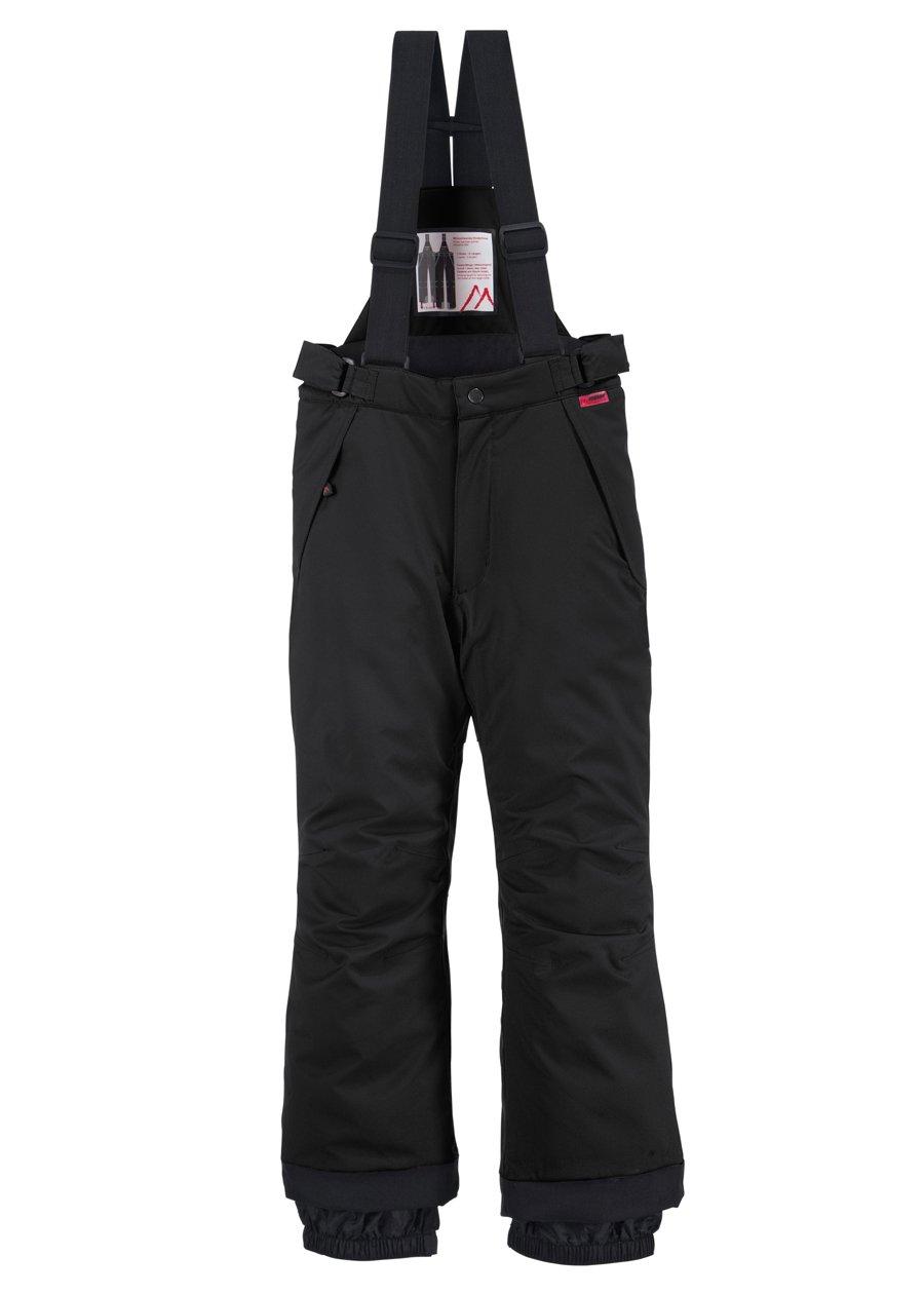 Maier Sports Mtex Reg Maxi Pantalon de ski pour enfant Noir noir 116 cm