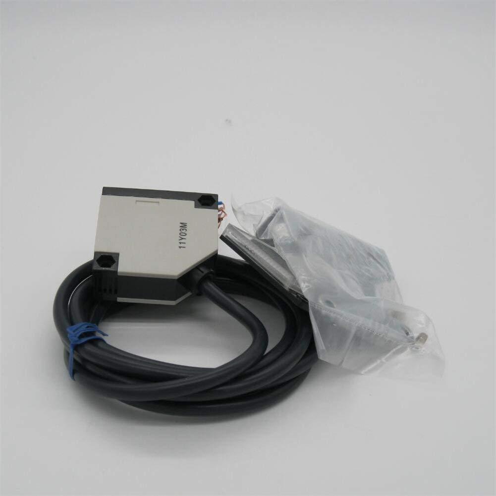 12-240 VCC, 24-240 VCA, sensor fotoel/éctrico retroreflectivo, interruptor de proximidad, cable de inducci/ón, 4 m Interruptor de proximidad ShousU//E3JK-R4M1