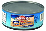 Mishpacha Chunk Light Tuna In Water, 6 Ounce Tins (Pack of 48)