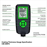 Coating Thickness Gauge CM-206FN Digital Paint