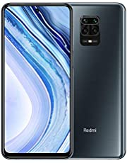 "$264 » Xiaomi Redmi Note 9 Pro 128GB + 6GB RAM, 6.67"" FHD+ DotDisplay, 64MP AI Quad Camera, Qualcomm Snapdragon 720G LTE Factory Unlocked Smartphone - International Version"