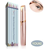 Brows Eyebrow Hair Remover,Women's Painless Hair Remover for Nose, Eyebrow Hair, Battery Not included